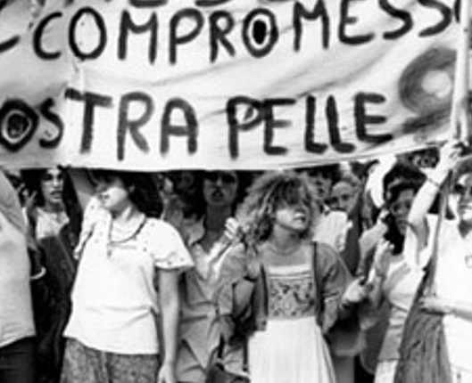Movimento femminista e denunce sociali
