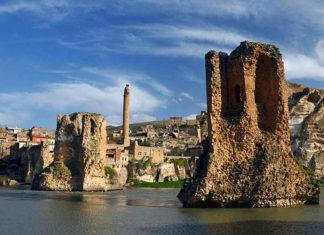 Hasankeyf, la città turca che corre il rischio di essere inondata