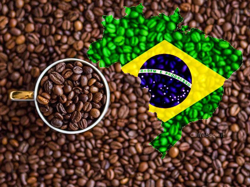 Il Caffè del Brasile.