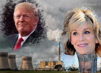 Jane Fonda, Donald Trump e i comportamenti virtuosi nel campo ambientale