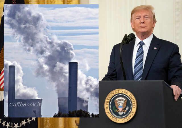 Donald Trump, i comportamenti virtuosi nel campo ambientale e uscita degli Stati Uniti dall'Accordo di Parigi sul clima