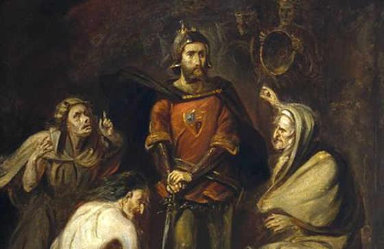 Macbeth e le streghe