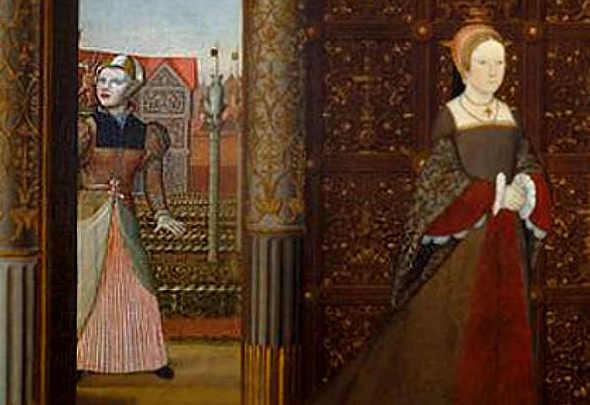 Donne che furono giullari di corte (o buffone di corte): Jane the Foole