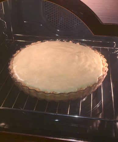 Cheesecake Ricotta e Mascarpone in forno
