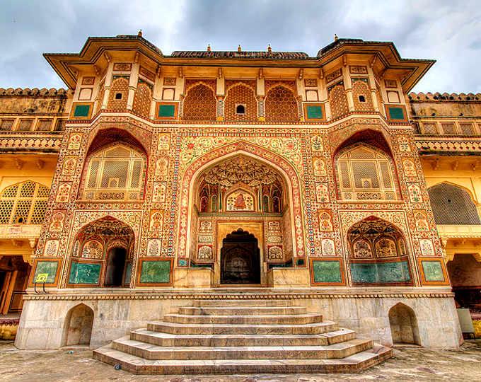 Amber Fort foto 8 Ganesh Pol
