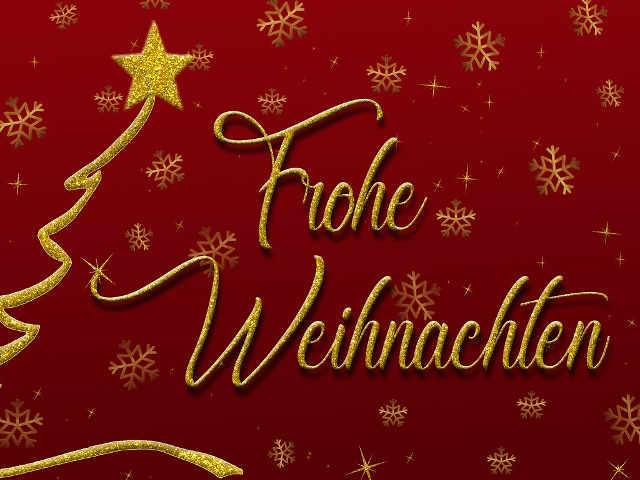 Gli Auguri di Buon Natale in Europa