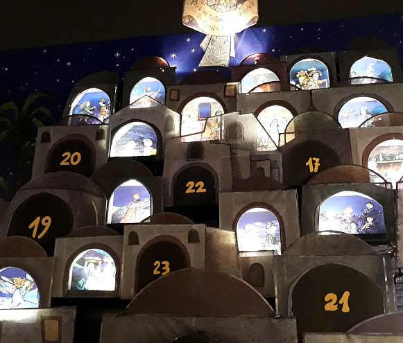 2019-2020 Luci d'artista a Torino: piazza San Carlo e dintorni