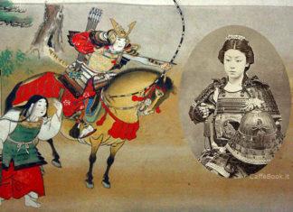 5 famose Onna bugeisha, le donne samurai più famose del Giappone