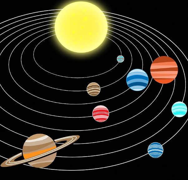 Adrian Fartade e astrofisica: sistema solare