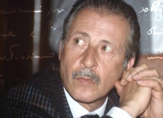 La Grafia di Paolo Borsellino a 80 anni dalla sua nascita