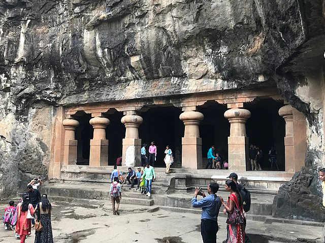 Le Grotte di Elephanta 1