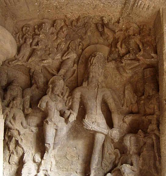 Le Grotte di Elephanta 3