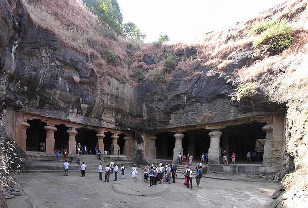 Le Grotte di Elephanta 5