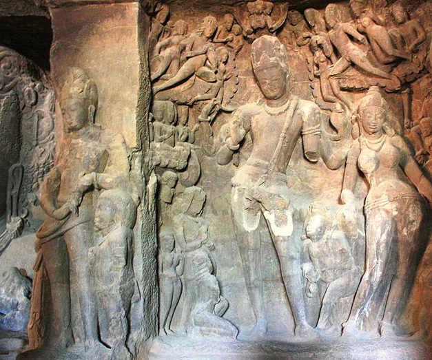 Grotte di Elephanta 6