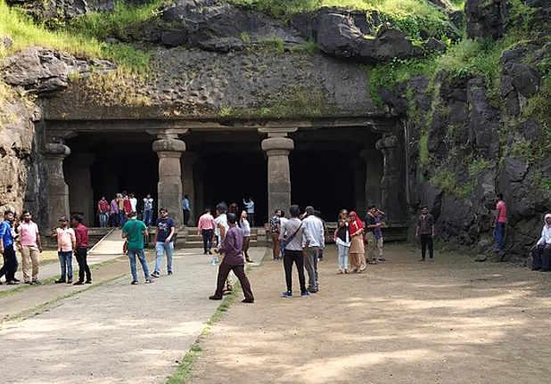 Le Grotte di Elephanta 7