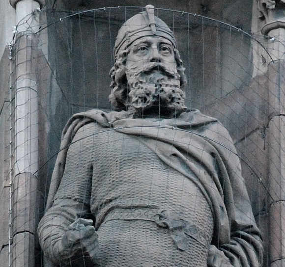 Statua di Malcolm