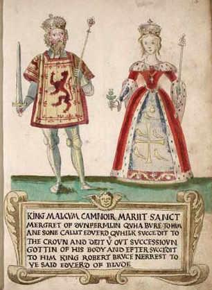 Il matrimonio fra Malcolm III e Margherita di Scozia