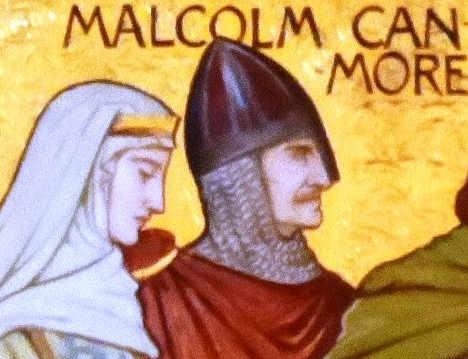 Malcolm III e Margherita e il regno di Scozia