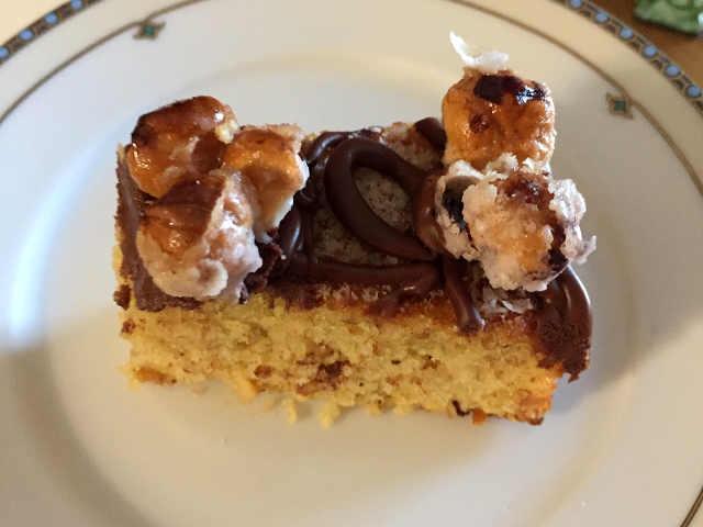 Ricetta della Torta (o Crostata morbida) con ricotta nocciole e noci senza glutine