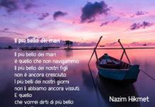 3 Poesie di Nazim Hikmet