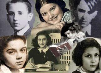 7 diari dell'Olocausto (Shoah)