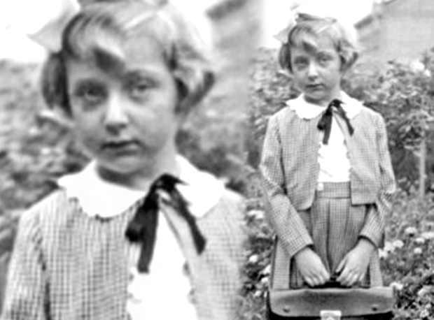 I diari dell'Olocausto, Shoah: Helga Weiss