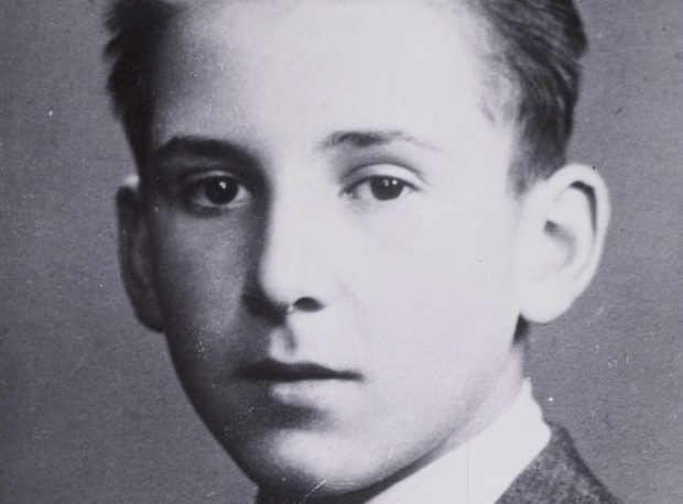 I diari dell'Olocausto, Shoah: Otto Wolf