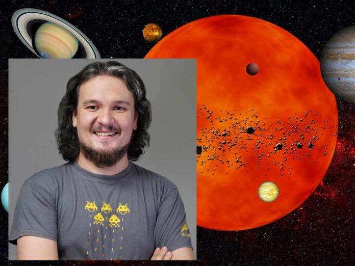 Adrian Fartade: un laureato in filosofia che spiega la l'astrofisica su youtube