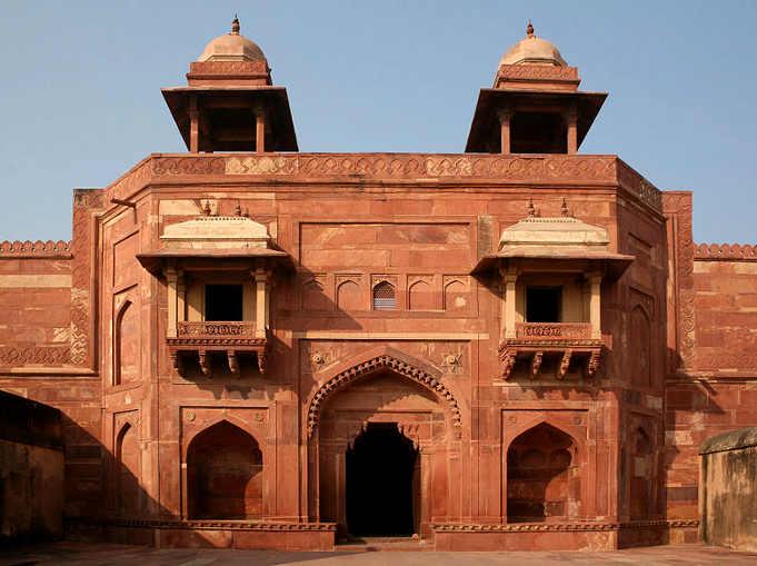 Fatehpur Sikri, da capitale a città fantasma