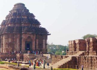 Il Tempio del Sole di Konarak in India