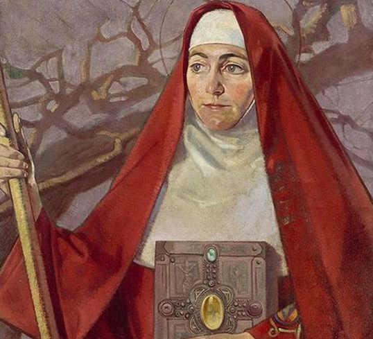 Festa di Imbolc: santa Brigida