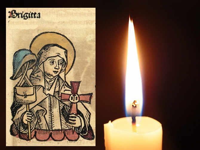 Festa di Imbolc e le candele