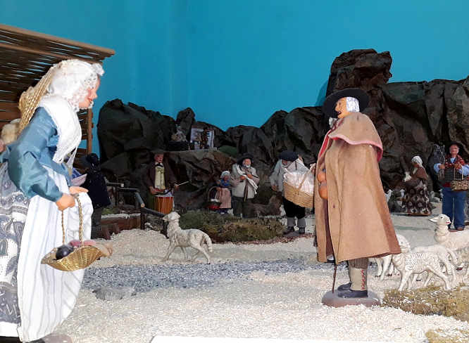 Mostra di presepi nel Santuario di Maria Ausiliatrice 7