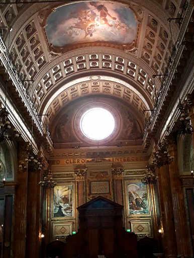 Basilica e Santuario di Maria Ausiliatrice, interno