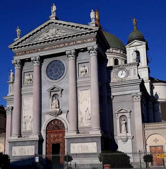 Basilica e Santuario di Maria Ausiliatrice a Torino