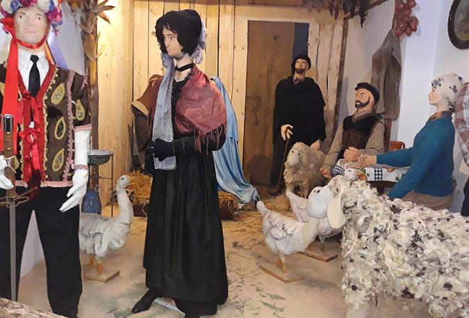 La Mostra di presepi nel Santuario di Maria Ausiliatrice 6
