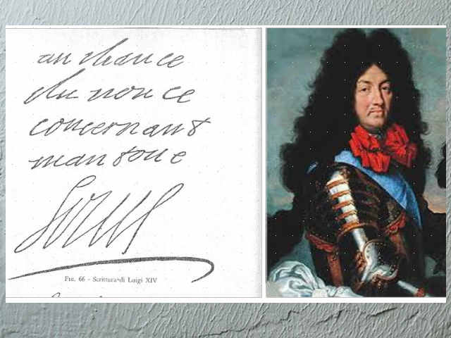 a sindrome di Hubris nella scrittura: LUIGI XIV – IL RE SOLE