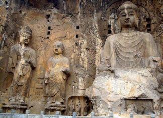 Le Grotte di Longmen in Cina (Grotte della porta del Drago)