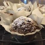 Muffin al Cioccolato fondente Sofficissimi Senza Glutine e Senza lievito ricetta semplice e buona