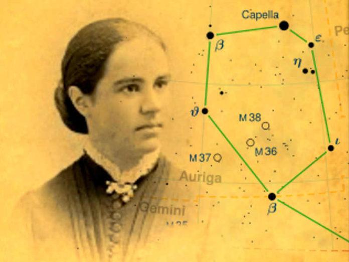 Antonia Maury e il catalogo stellare di Henry Draper