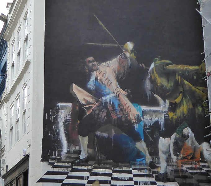 Murales a Bristol