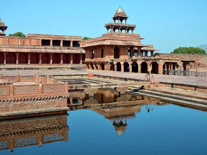 Fatehpur Sikri, l'antica capitale, città fantasma dell'India