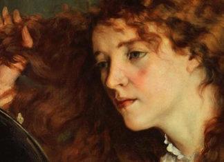 Jo la belle irlandaise Gustave Courbet Joanna Hiffernan