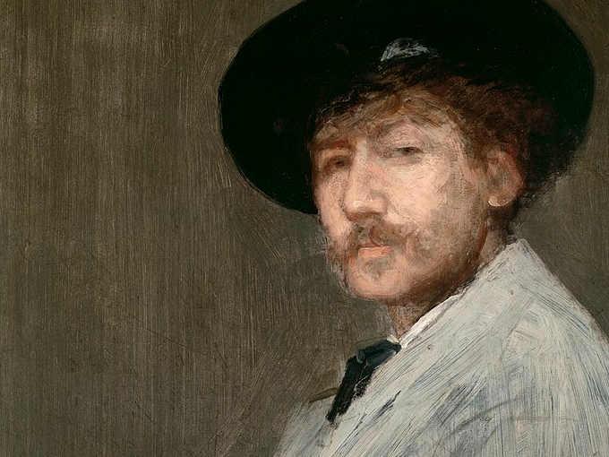 Ritratto di James MacNeill Whistler