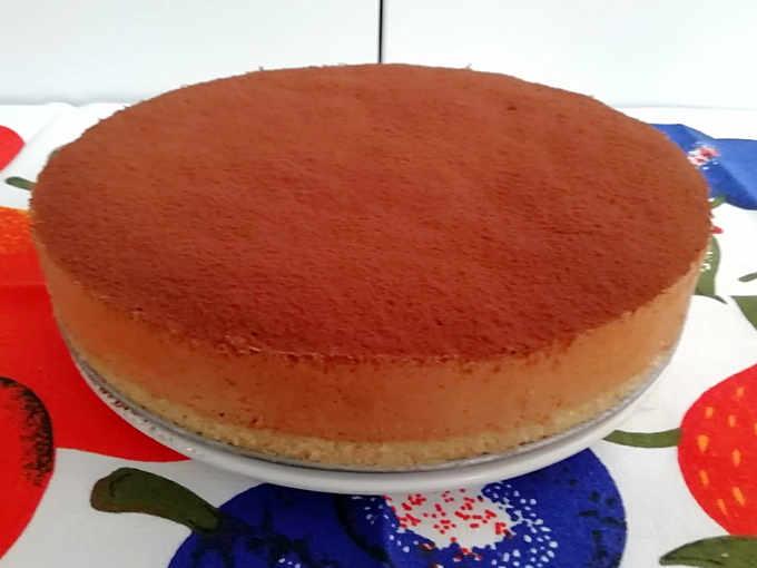 Ricetta della Torta di noci e albicocche secche energetica senza lievito
