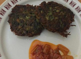 Frittelle di bietole senza glutine ricetta con romano