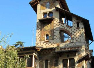 Il Quartiere Coppedè, a Roma un luogo da pellicola con palazzi fantastici e misteriosi