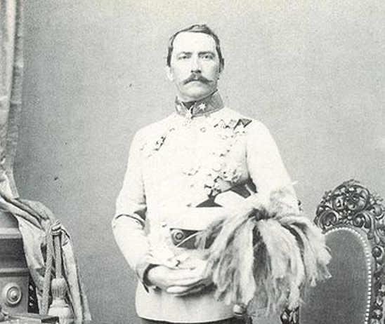 Il conte Maximilian Karl Lamoral O'Donnell