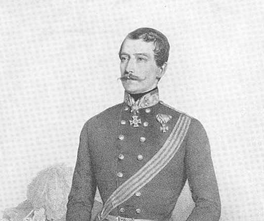 Il conte Maximilian O'Donnell