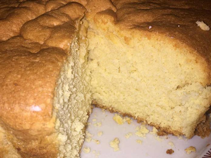 Pan di Spagna senza glutine e senza lievito ricetta garantita